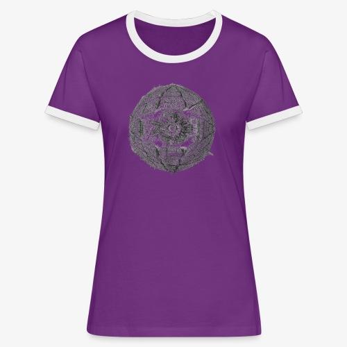 Barcelona for women - Women's Ringer T-Shirt