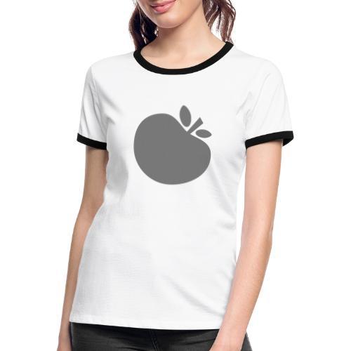 Mela - Maglietta Contrast da donna