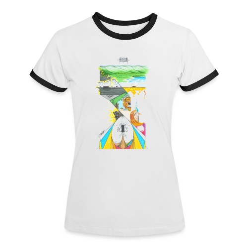 KARIBUNI - Women's Ringer T-Shirt