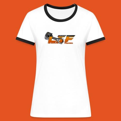 LSFlogo - T-shirt contrasté Femme
