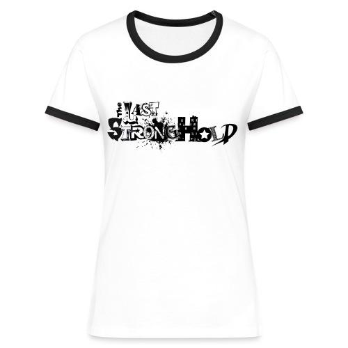 The Last Stronghold 3 - Women's Ringer T-Shirt