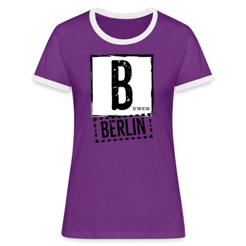 Berlin - Women's Ringer T-Shirt
