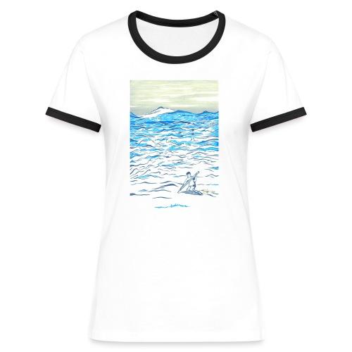 EVOLVE - Women's Ringer T-Shirt