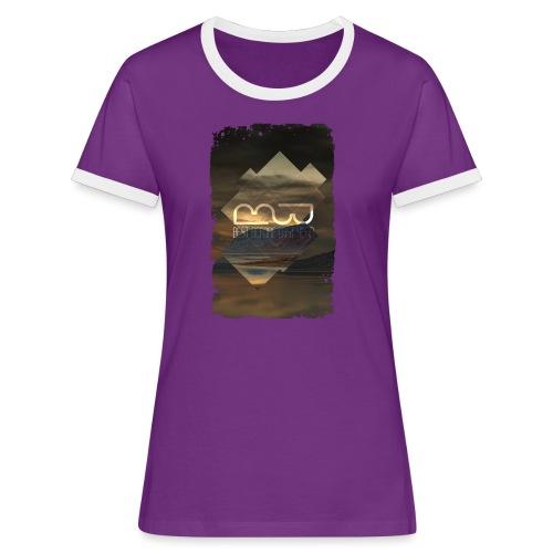 Men's shirt Album Art - Women's Ringer T-Shirt