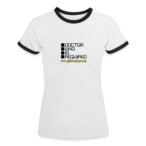 dwisrequired - Women's Ringer T-Shirt