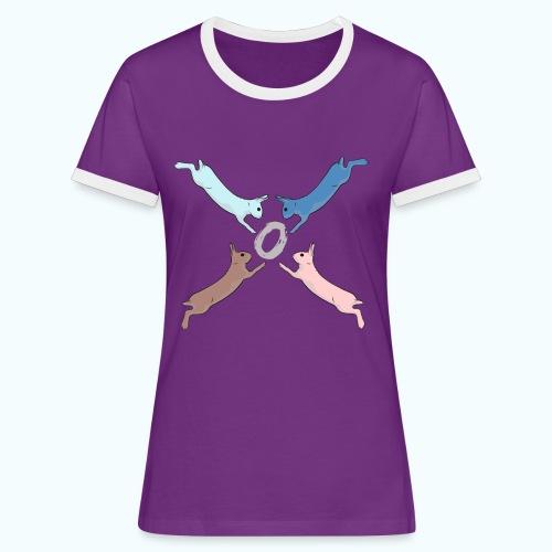 Easter - Women's Ringer T-Shirt