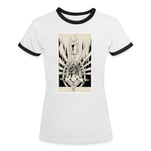 COME TO ME - Women's Ringer T-Shirt