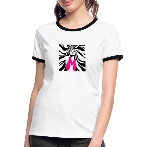 Mélographie - T-shirt contrasté Femme