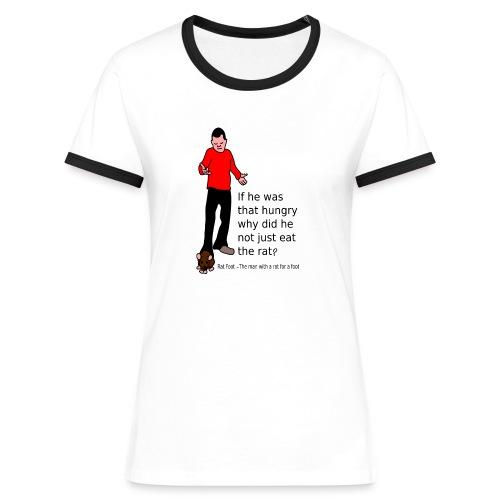ratfoot - Women's Ringer T-Shirt