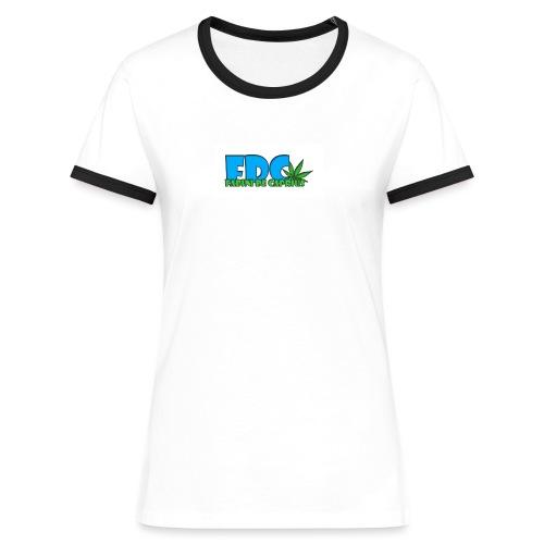 Logo_Fabini_camisetas-jpg - Camiseta contraste mujer