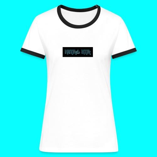 coollogo_com-6222185 - Vrouwen contrastshirt
