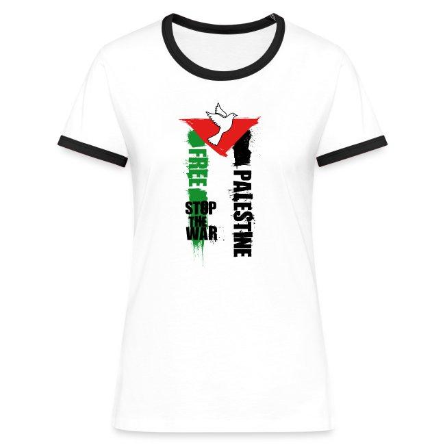 T-shirt Free Palestine