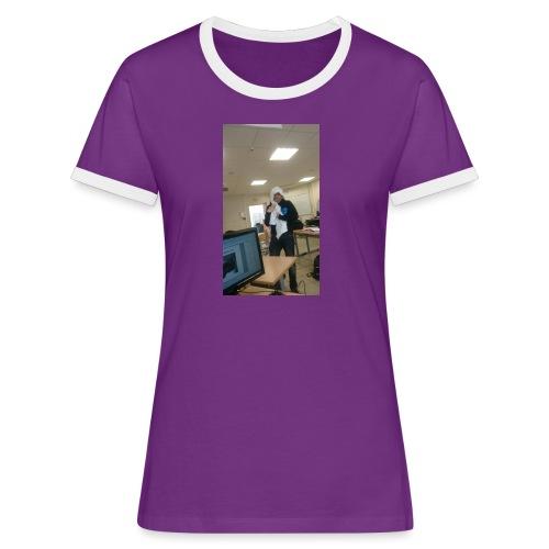 Arnaud - Women's Ringer T-Shirt