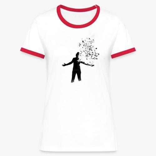 Coming apart. - Women's Ringer T-Shirt