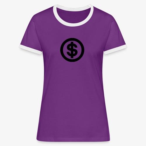 marcusksoak - Dame kontrast-T-shirt