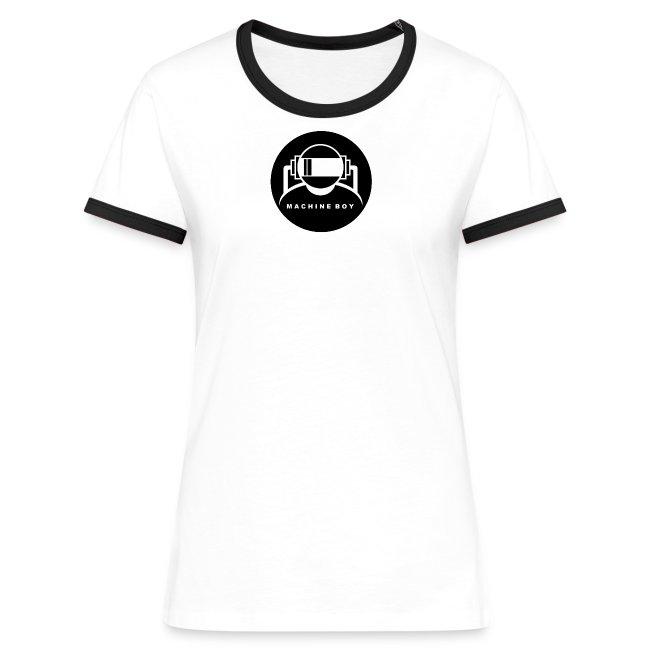 logo tshirt black
