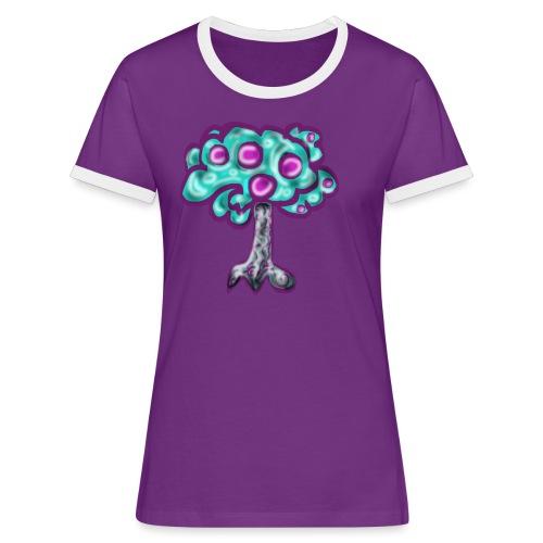 Neon Tree - Women's Ringer T-Shirt