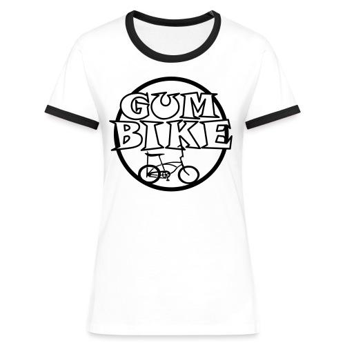 gumbike2011 - T-shirt contrasté Femme