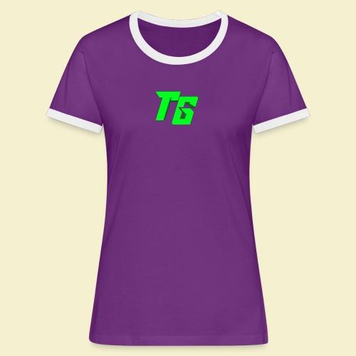 TristanGames logo merchandise - Vrouwen contrastshirt