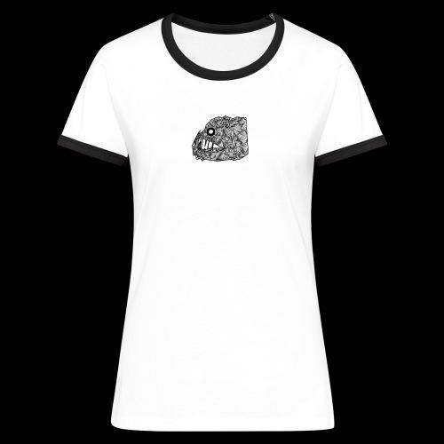 Viperfish T-shirt - Maglietta Contrast da donna