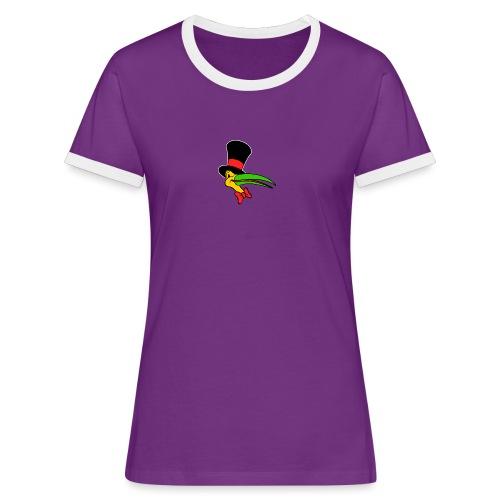 Alter ego (Radio Show) - Camiseta contraste mujer