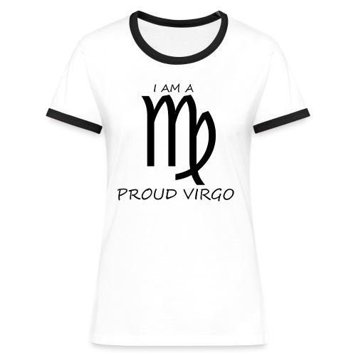 VIRGO - Women's Ringer T-Shirt