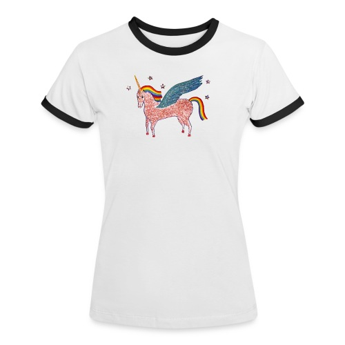 2 - Women's Ringer T-Shirt
