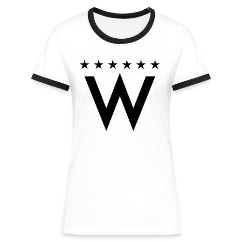 wonderbandikonlegacy - Kontrast-T-shirt dam