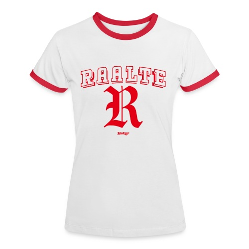 Batzer Salland Series Raalte - Vrouwen contrastshirt