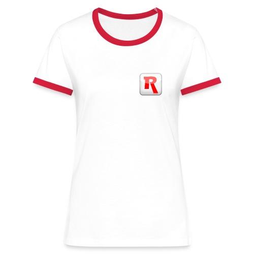 renderlights thumbred - Women's Ringer T-Shirt