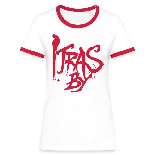 itrasbylogo vektor - Kontrast-T-skjorte for kvinner