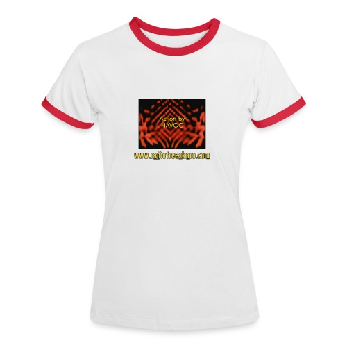 shirt actionbyhavoc - Women's Ringer T-Shirt