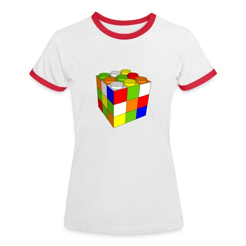 new Idea 13883239 - Camiseta contraste mujer