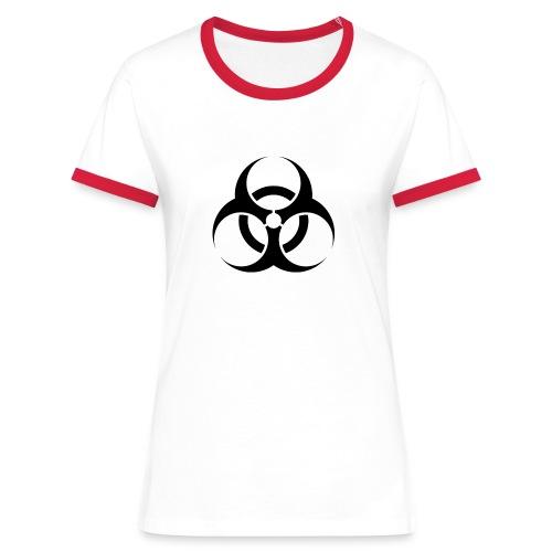 Esferas - Camiseta contraste mujer