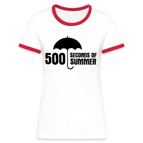 500 - Women's Ringer T-Shirt