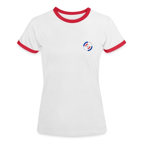 paris - Women's Ringer T-Shirt