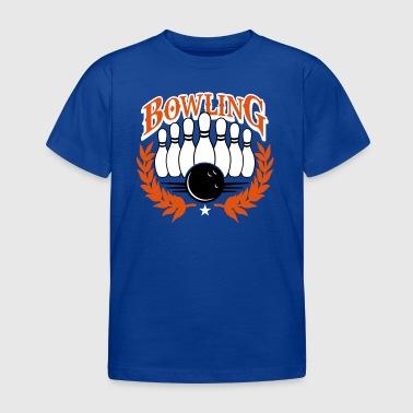 bowling - T-shirt barn