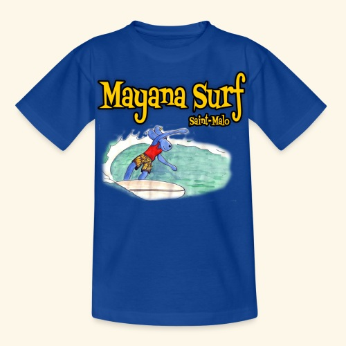 Mayana Surf Good Vibes :D ! - T-shirt Enfant