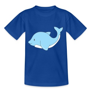 The Little Dolphin - Kids' T-Shirt