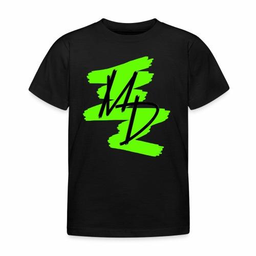 MD BRAND PNG Verde - Camiseta niño
