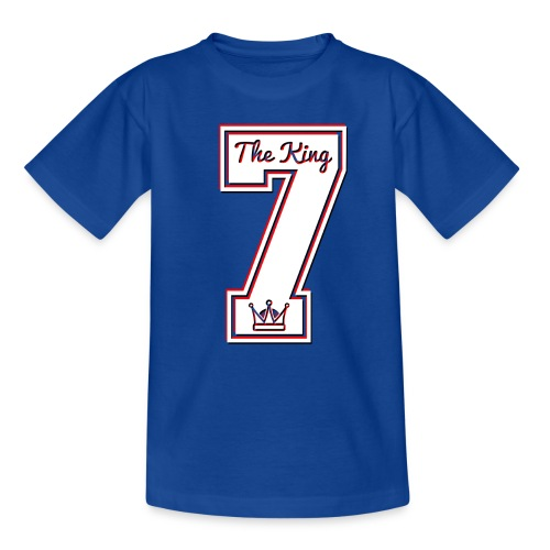 Collection THE KING 7 - T-shirt Enfant