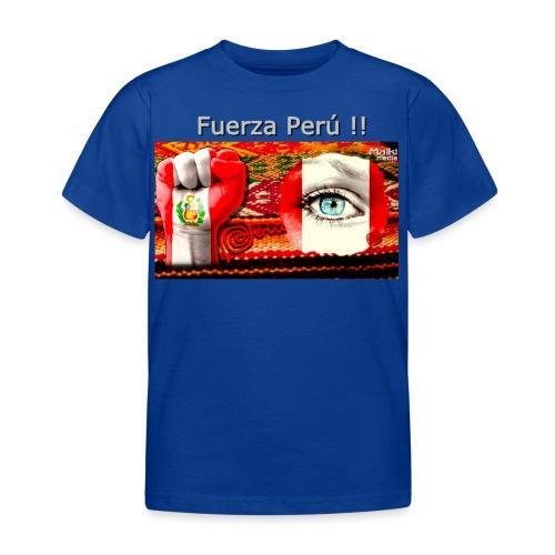 Telar Fuerza Peru I. - Kinder T-Shirt