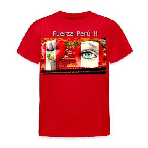 Telar Fuerza Peru I - Kids' T-Shirt