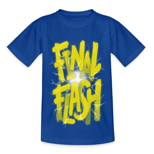 Final Flash - Kids' T-Shirt