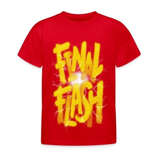 Final Flash - Kids' T-Shirt