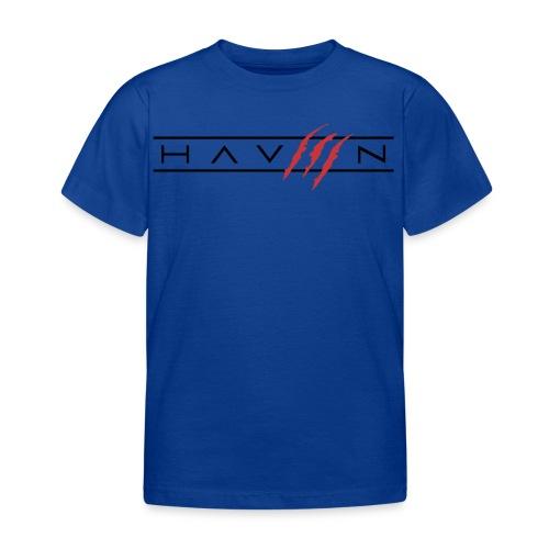 Logo Zwart - Kinderen T-shirt