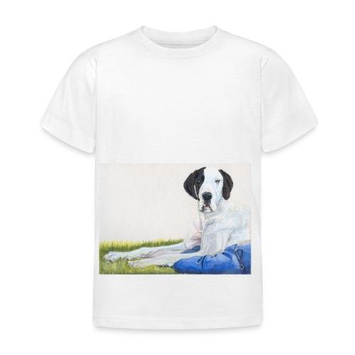 Grand danios harlequin - Børne-T-shirt