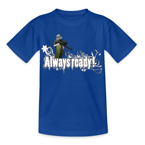 Always ready my friends ! - Kids' T-Shirt