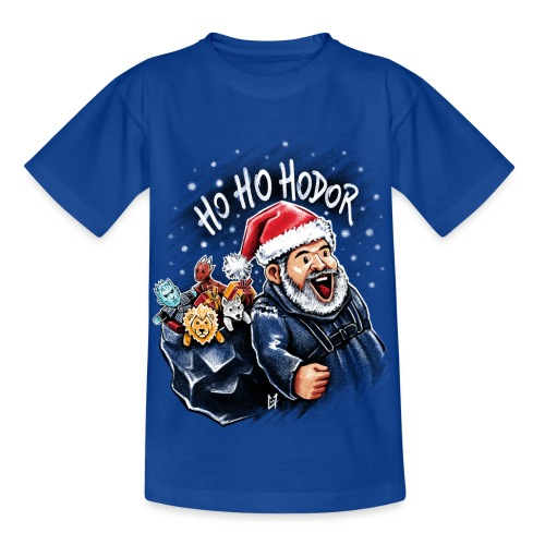 Ho Ho Hodor - Kids' T-Shirt