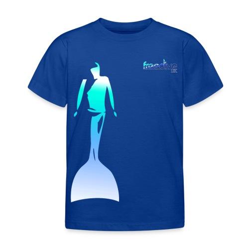 monofinnertee - Kids' T-Shirt